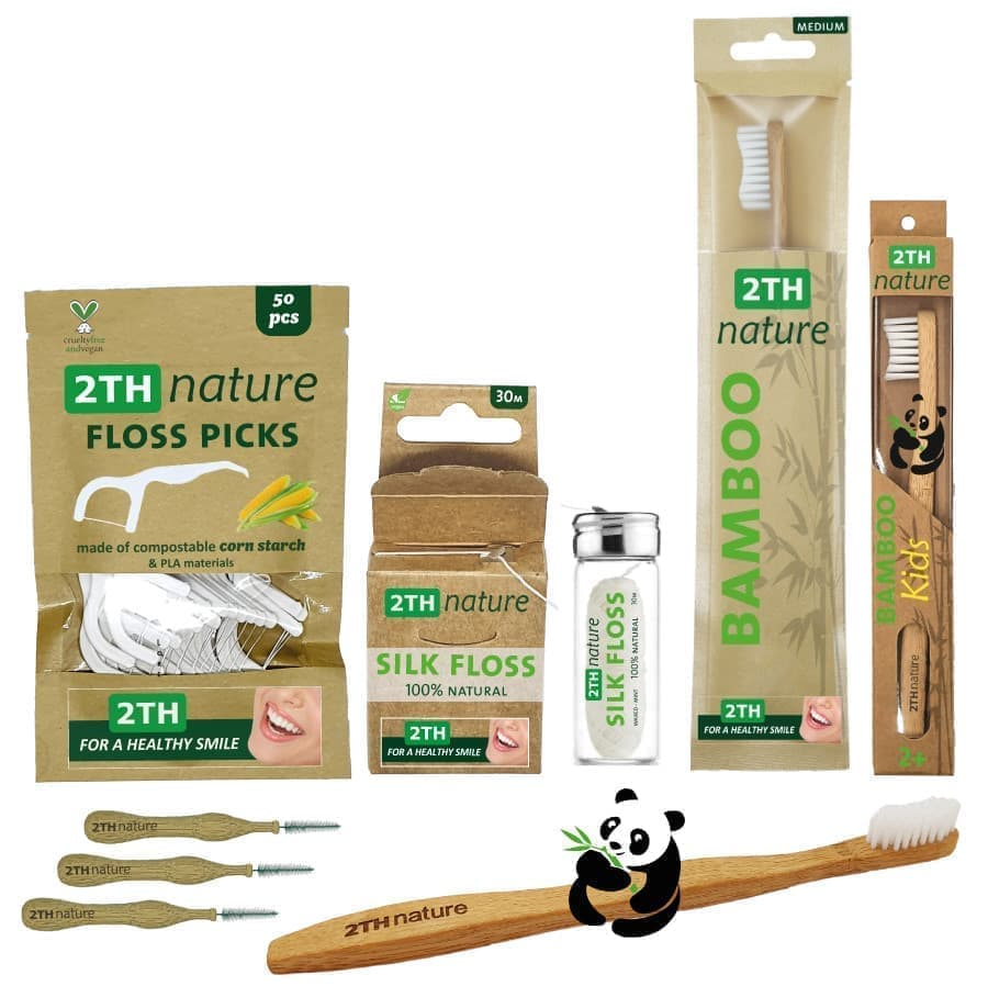 2TH Nature eco-friendly dental products